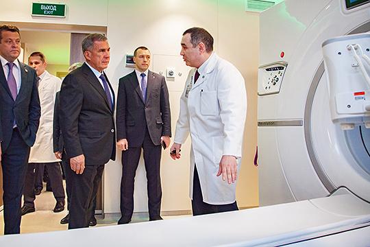 Татарстан, безусловно, нуждается в новых томографах. Сегодня они имеются лишь в крупных медицинских центрах, всего их в республике порядка 50 штук