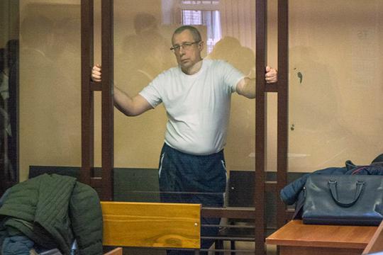 Сергей Васильев — единственный фигурант, чье наказание уже считается отбытым. Весь процесс он находился под стражей