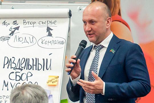 «Мусорная» реформа: куратор уволен, нацпроект секвестируется»