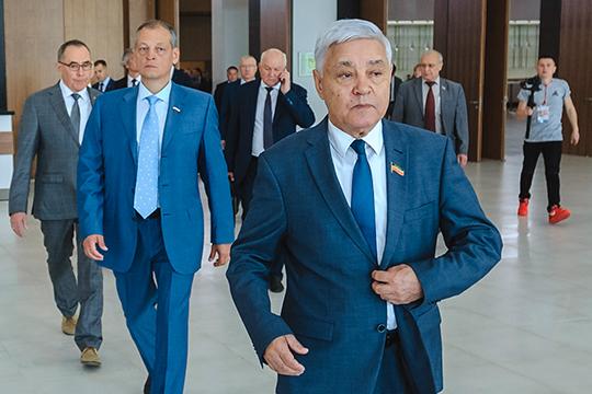 Работой Фарида Мухаметшина в «Единой России» довольны