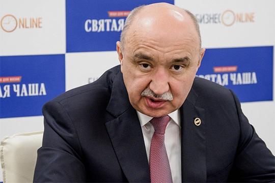 Ильшат Гафуров: «Миссия федеральных университетов определена указом президента России, программа утверждается на уровне правительства»