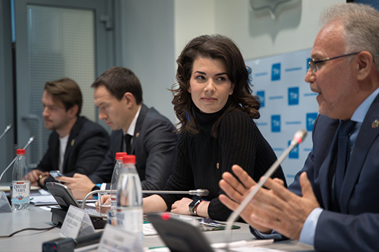 Наталия Фишман-Бекмамбетова: «Мы рассчитываем на то, что в финале конкурса на развитие территории в Альметьевске будут как европейские участники — с классическим европейским подходом, так и азиатские»
