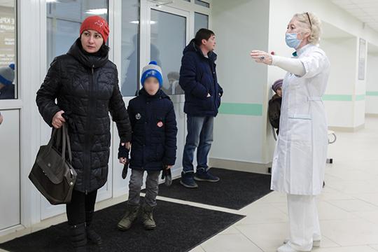 Карантинный период закрытых от посещения стационаров для лиц, у которых нет справок о прививках от кори, продолжится