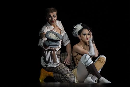 Бразильянка Аманда Гомес с недавним неожиданным уходом из театра Кристины Андреевой осталась единственной примой-балериной театра им. Мусы Джалиля