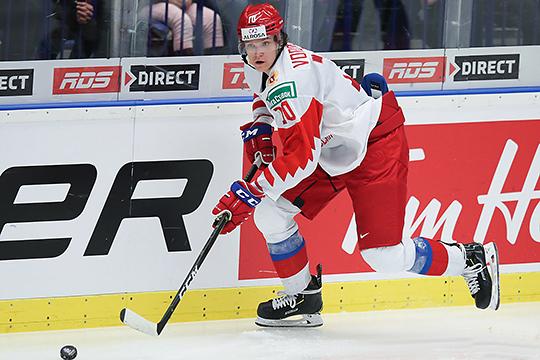 Форвард «Ак Барса» – главный герой молодежки: россияне вышли в полуфинал