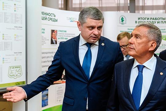 Рустам Минниханов обМСЗ: «Мыдолжны доказать, что экологических изменений небудет»