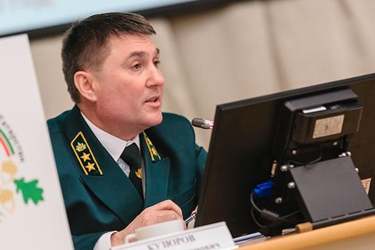 Равиль Кузюров: «Начиная с текущего года и в течение трех лет запланировано поэтапное проведение работ по ремонту административных зданий лесничеств и лесхозов на общую сумму 192 млн рублей»