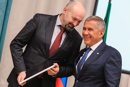 Сергея Аноприенко напомнил, что Татарстан по итогам 2017 года за лесохозяйственную деятельность получил премию в 17 млн руб. В этом году регион, скорее всего, вновь окажется в пятерке лучших и сможет рассчитывать еще на одну премию