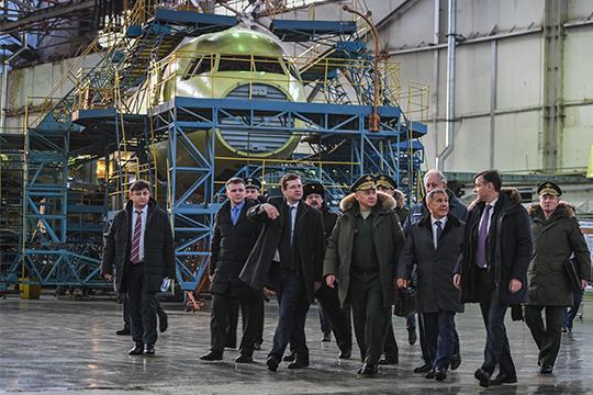 Руководство КАЗа и«Туполева» решило сыграть наопережение ипровести собственную реформу