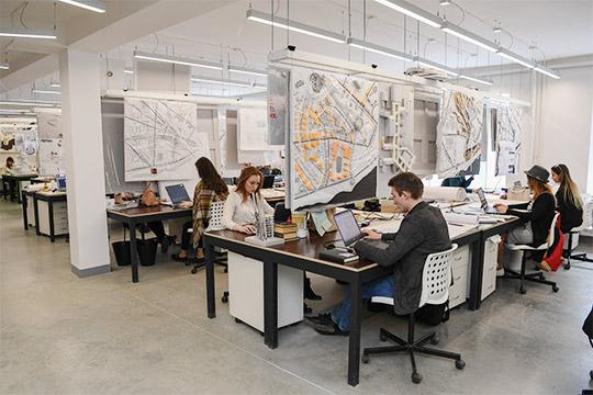 НасегодняBFFT.space –одна изсамых востребованных площадок, неимеющая аналогов среди архитектурно-строительных вузов России