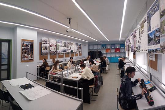Необходимы новые площади для экспериментального проектирования, мастер-классов, организации выставок иобсуждения результатов проектной деятельности