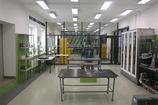 Вцентре «Technology/Технологии» ведётся успешная подготовка специалистов ипереподготовка кадров для стройиндустрии, разработка перспективных материалов итехнологий