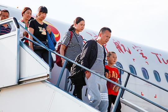 Изстатистики за2017 год, опубликованной насайте ведомства: тогда республику Татарстан посетил 7тыс. 261 гражданин КНР