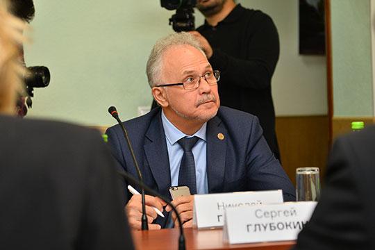 В начале второй части заседания Николай Глазков попросил внести в шорт-лист забракованный экспертами проект, принадлежащий консорциуму, в который входят татарстанские проектировщики