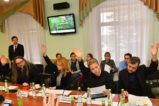 В Альметьевске прошло заседание жюри открытого международного архитектурно-градостроительного конкурса на разработку мастер-плана территории, прилегающей к Альметьевскому водохранилищу на реке Степной Зай