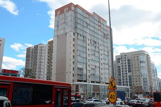 Дом по улице Достоевского, 57 стоит уже почти 18 лет, и цена его достройки, по мнению московских экспертов, «минус 321 миллион»