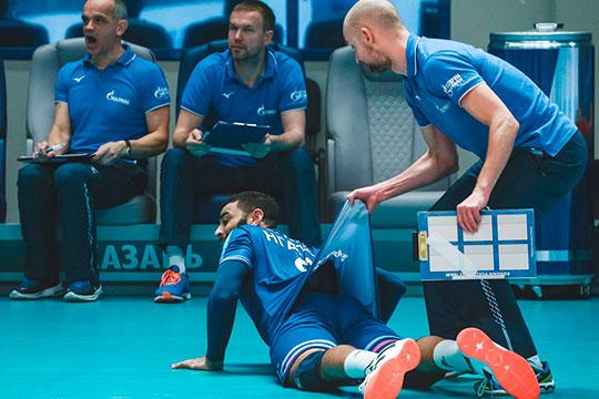 После матча старший тренер казанцев Алексей Вербов отметил, что двойных премиальных за победу над Питером не предусмотрено