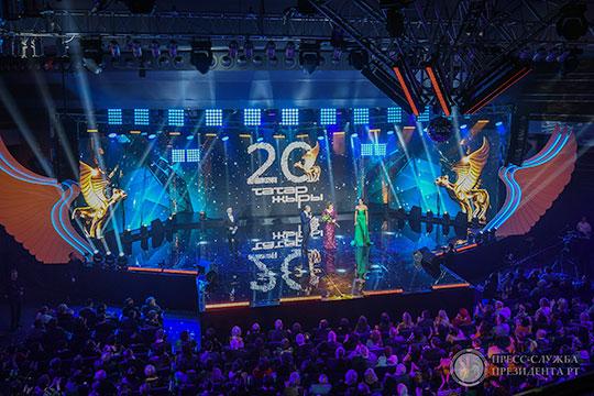 «2019 год прошел в рамках 20-летнего юбилея нашего самого главного фестиваля «Татар җыры»: мы провели успешные концерты, собрав полные залы, получили большой и теплый отклик публики»