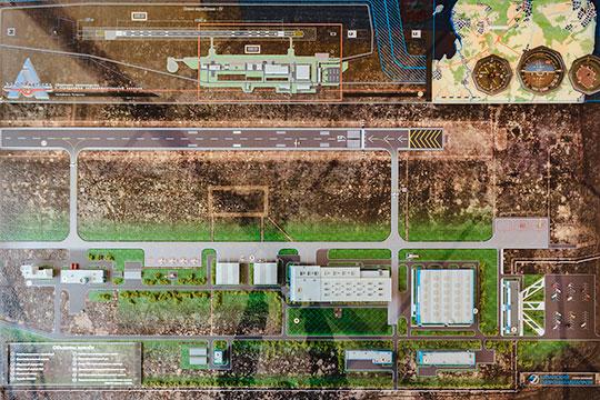 ООО «Аэропрактика» организовали в 2017 году как оператора параллельного сотрудничеству МВЕНа и ОНПП проекта. Речь идет о создании к 2022 году возле Иннополиса завода по сборке легких самолетов и взлетно-посадочной полосы