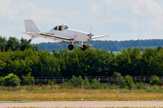 Обсуждать возможность совместных проектов начали в конце 2016 года. К этому времени у МВЕНа уже два года летал сельскохозяйственный самолет МВ-500