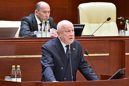 О разработке проекта федерального закона «Об инновационных транспортных средствах» рассказал депутат Марат Галеев