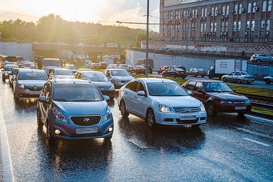 В российском минпромторге всерьез задумались о повышении базовой ставки транспортного налога для автомобилей экологического класса «Евро-3» и ниже