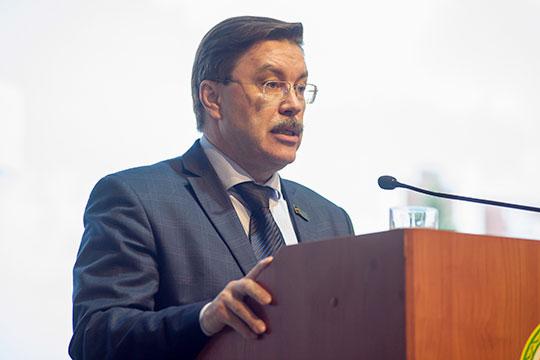 Слова Андрея Максимова о необходимости пересмотра политики ТОСЭР, сказанные им на отчетном заседании сессии, наделали шуму федерального масштаба