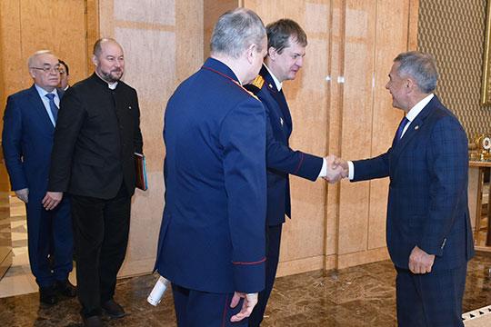 На этой неделе в Татарстан приехал новый руководитель местного следкома Валерий Липский