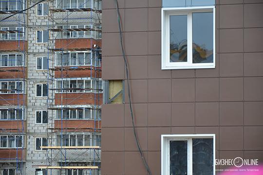 После сдачи дома 12.4 посыпалисьпретензии со стороны осчастливленных владельцев соципотечных квартир