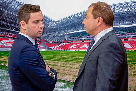 «Мы бы хотели сыграть на стадионе»: когда «Ак Барс» погоняет шайбу на «Казань Арене»?