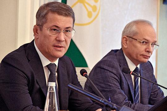 «Тут власть есть вообще? Я жду ответа!»: Хабиров начал правление с разгрома чиновников