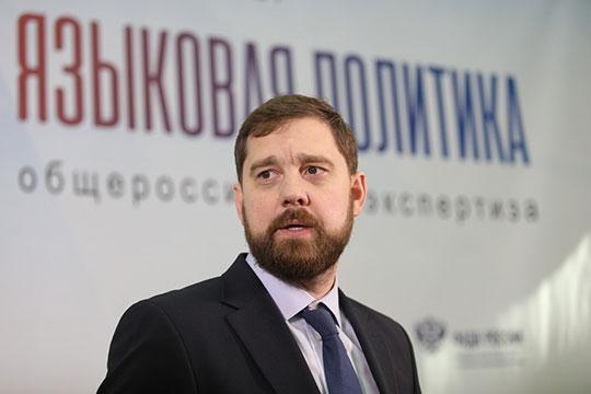 Игорь Баринов:«Языковые вопросы вцентре внимания общества игосударства, оно приносит свои результаты»