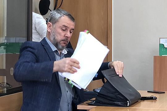 Условный срок натри года идвухлетняя дисквалификация— такого наказания накануне потребовало гособвинение для экс-главы ГИСУ РТ