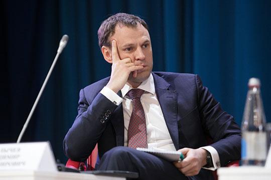 ВладимирКолычев:«Вследующем году мыпрогнозируем, что будет некоторое замедление темпов ростаВВП»