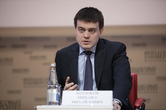 МихаилКотюков:«Наука иобразование— инструменты для достижения всех поставленных целей»