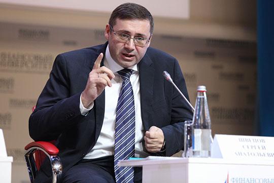 СергейШвецов:«Население должно изсвоей зарплаты при определенных стимулах состороны государства само откладывать себе напенсию»