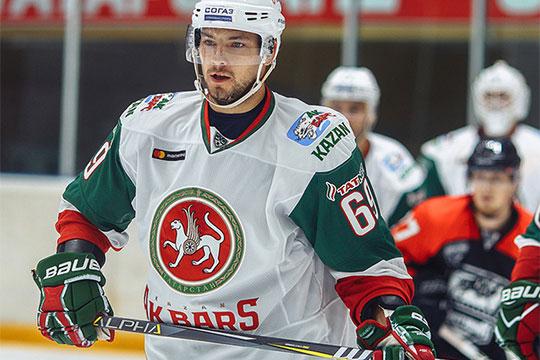 Звезда НХЛ изтретьего звена: почему «АкБарс» избавляется отБурмистрова