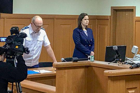 Гособвинитель запросил для Сатрутдинова 8 лет и3 месяца колонии общего режима