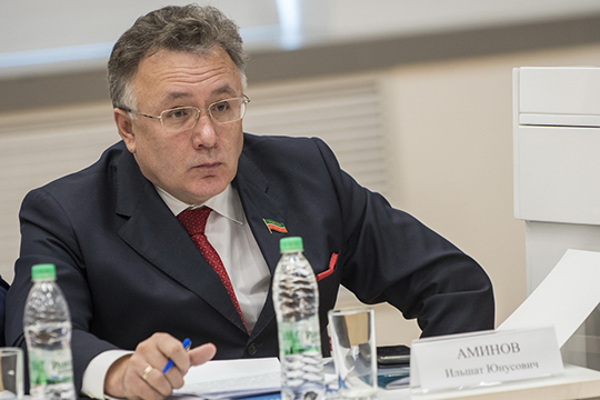 Как заявил Ильшат Аминов, накартинку ваналоговом вещании смотреть тяжело уже иему