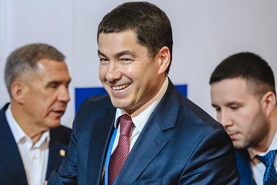 Айнур Айдельдинов хочет «открыть» Америку, а Владимир Бусыгин посматривает на ОАЭ