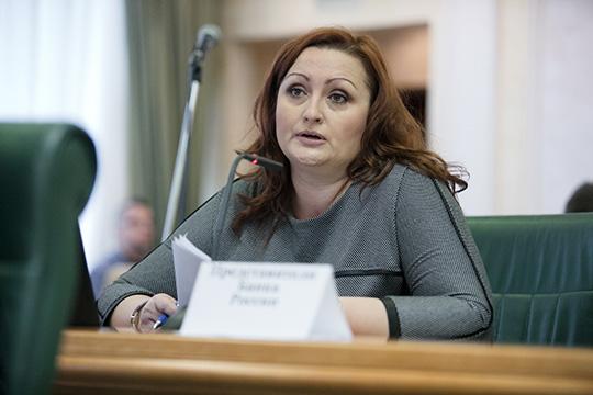 Татьяна Данилова отметила:несмотря нато, что РТявляется самодостаточным субъектом, федеральная помощь присутствует