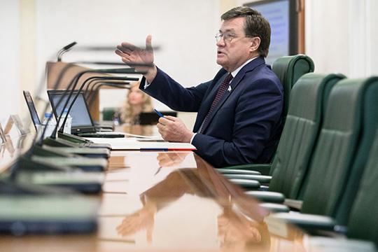 Сергей Рябухинбудто сностальгией вспоминал тевремена, когда экономический иналоговый потенциал регионов, соседствующих среспубликой, был примерно одинаковый, новРТсделали все, чтобы рвануть вперед