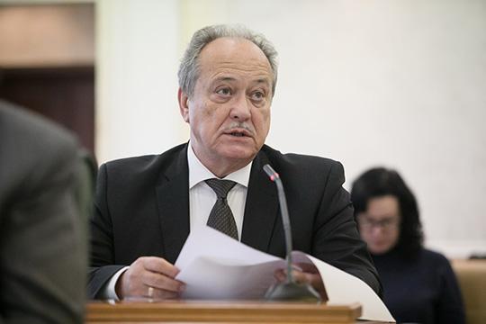 Юрий Рослякоценил финансово-экономическую политику Татарстана как «взвешенную» и«вомногом даже консервативную»