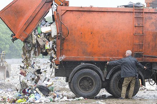«Есть риск, что в январе никто не вывезет баки»: «мусорную» реформу все-таки отложат?