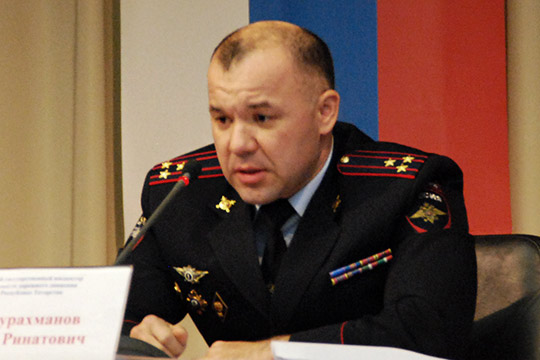 Ленар Габдурахманов