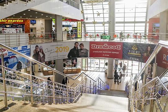 Всего за9 месяцев сотрудничества, указывает Федотов, было привлечено 10 новых арендаторов. Был создан современный фудкорт, торговые площади ТЦувеличились более чем на1тыс кв.м
