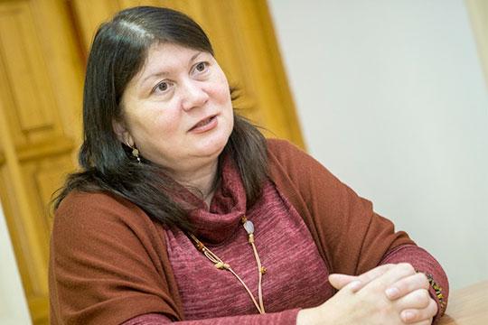 Лилия Фахрутдинова