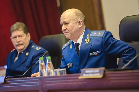Илдус Нафиков: «Требую прекратить кабинетный стиль работы, встряхните своих подчиненных!»