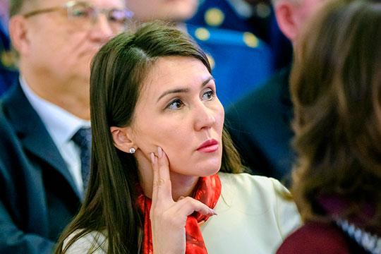 Лилия Галимова остуденческом проездном: «Вопрос актуальный, стоит достаточно остро»