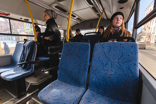 Как оказалось, президент РТ находится в курсе петиции учащихся казанских вузов с просьбой ввести студенческий проездной на общественный транспорт
